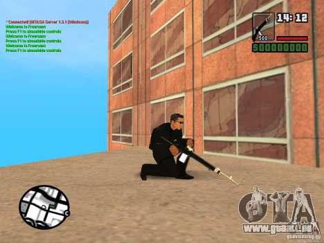 Gun Pack by MrWexler666 für GTA San Andreas zwölften Screenshot
