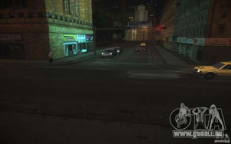 HD-Straße V 2.0 Final für GTA San Andreas zweiten Screenshot