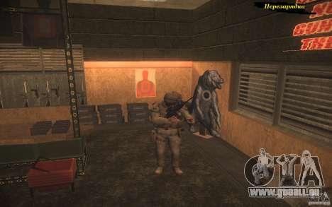 Waffen aufladen für GTA San Andreas