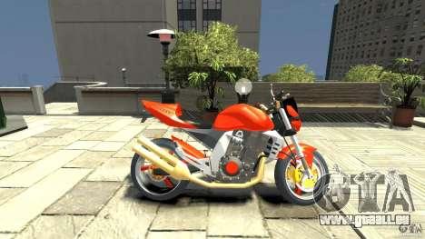 Kawasaki Z1000 pour GTA 4 est une gauche
