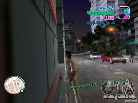 Nouveaux skins Pak pour GTA Vice City huitième écran