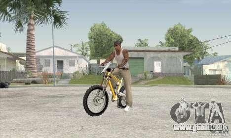 Downhill Bike pour GTA San Andreas