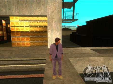 Ken Block für GTA San Andreas