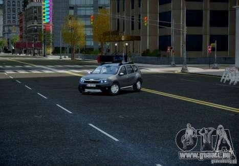 HD Roads pour GTA 4 cinquième écran