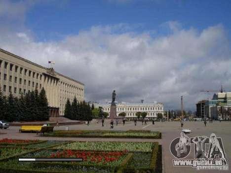 Écran de démarrage de la ville de Stavropol pour GTA San Andreas cinquième écran