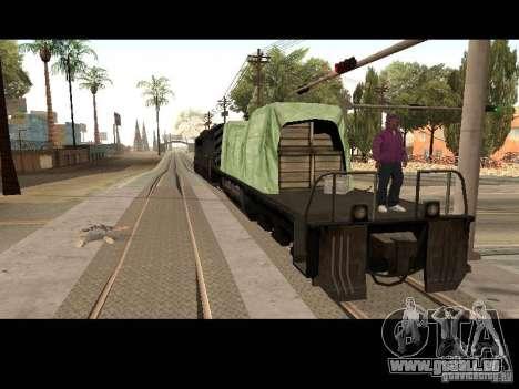 Hotte pour GTA San Andreas septième écran