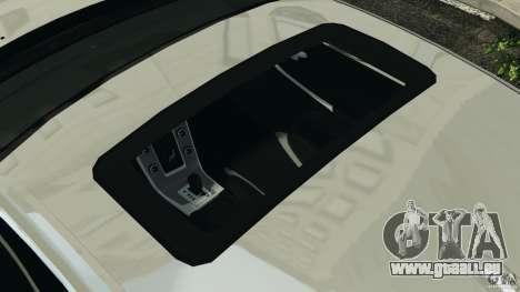 Volvo S60 R-Designs v2.0 für GTA 4 Unteransicht