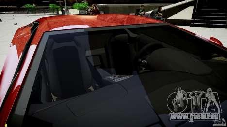 Lamborghini Aventador LP700-4 für GTA 4 obere Ansicht