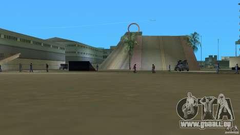 Stunt Dock V2.0 pour GTA Vice City cinquième écran