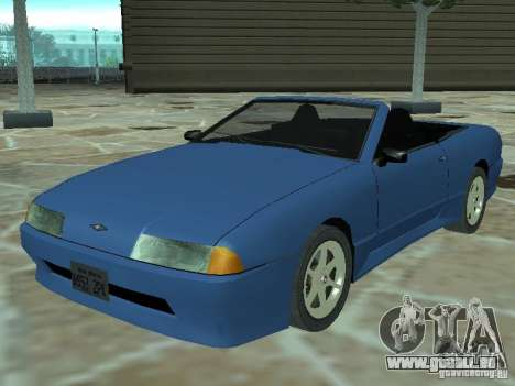 Elegie von Convertible Tops für GTA San Andreas