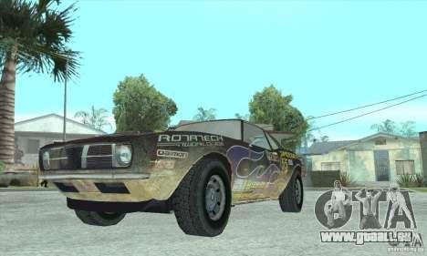 Speedevil de FlatOut pour GTA San Andreas vue de droite