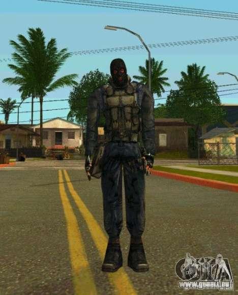 Peaux de S.T.A.L.K.E.R. pour GTA San Andreas onzième écran