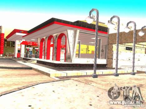 Mosquée et animation prière pour GTA San Andreas troisième écran