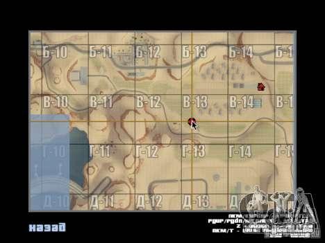 Snow MOD 2012-2013 für GTA San Andreas zwölften Screenshot