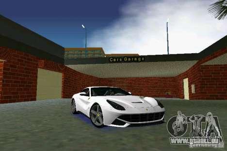 Ferrari F12 Berlinetta für GTA Vice City