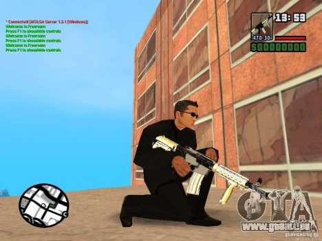 Gun Pack by MrWexler666 pour GTA San Andreas dixième écran