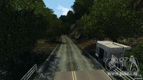 Codename Clockwork Mount v0.0.5 pour GTA 4 quatrième écran