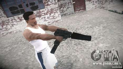 Weapon Pack by GVC Team für GTA San Andreas her Screenshot