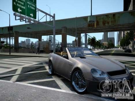 Feltzer BR-12 für GTA 4 linke Ansicht