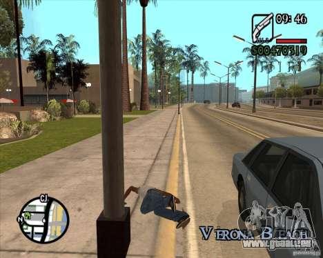 Endorphin Mod v.3 für GTA San Andreas neunten Screenshot