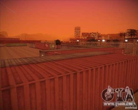Portland pour GTA San Andreas sixième écran