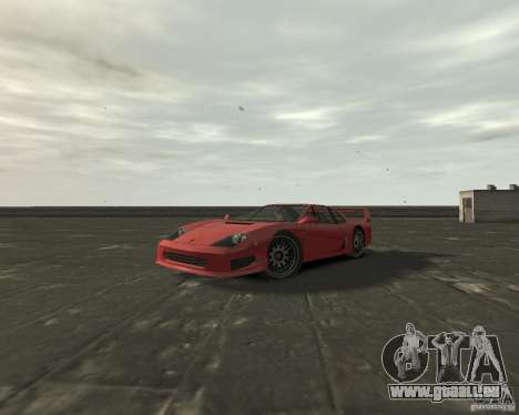 Turismo from GTA SA pour GTA 4