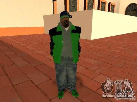 Neue Familie für GTA San Andreas dritten Screenshot