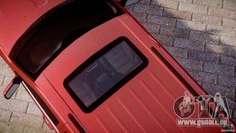 Jeep Grand Cherokee pour GTA 4 est une vue de dessous