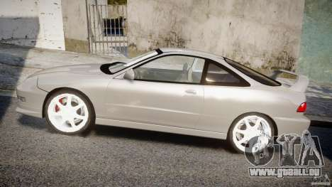 Acura Integra Type-R pour GTA 4 est une gauche