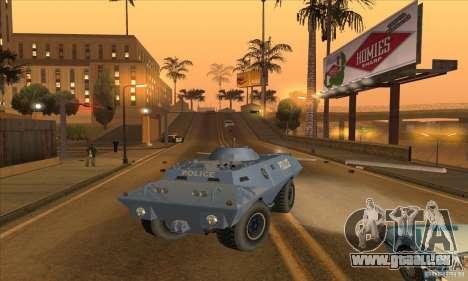 Enb Series HD v2 für GTA San Andreas zwölften Screenshot