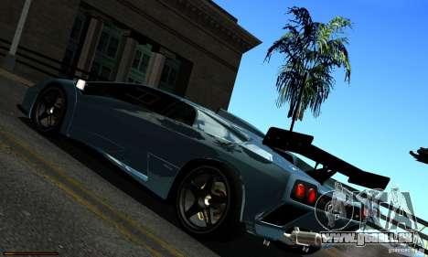 ENBSeries RCM für den schwachen PC für GTA San Andreas achten Screenshot