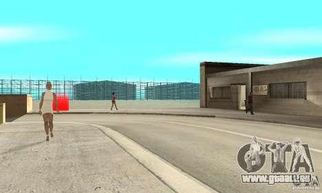 BikersInSa (die Biker In SAN ANDREAS) für GTA San Andreas her Screenshot