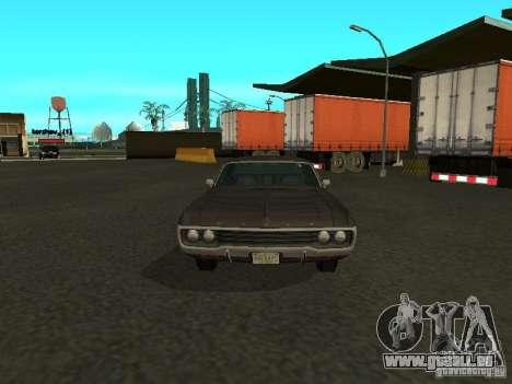 Dodge Polara 1971 für GTA San Andreas linke Ansicht