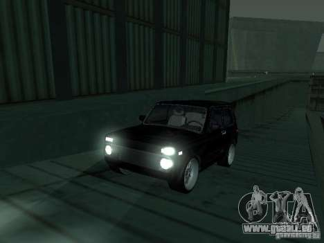 VAZ 2121 Tuning pour GTA San Andreas