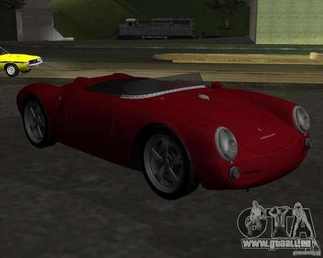 Porsche 550 für GTA San Andreas