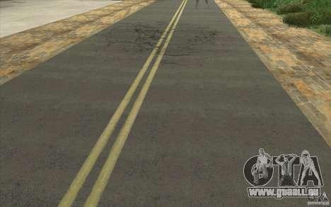 Un nouveau village Dillimur pour GTA San Andreas deuxième écran