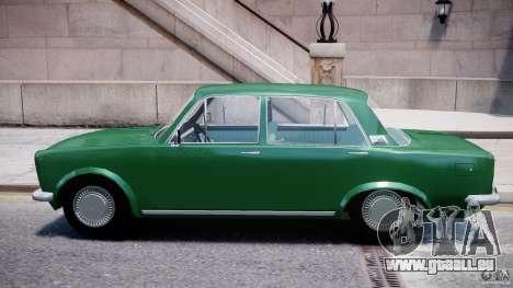 Fiat 125p Polski 1970 pour GTA 4 Vue arrière de la gauche