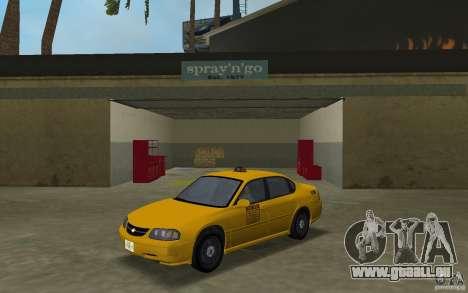 Chevrolet Impala Taxi für GTA Vice City