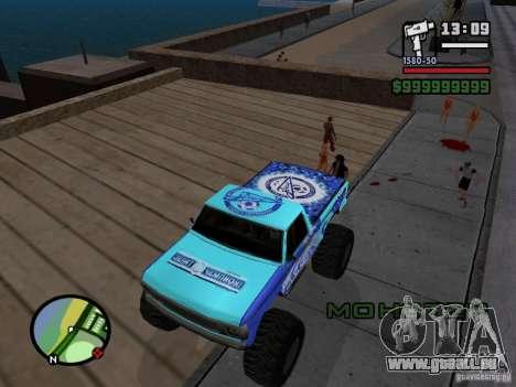 Ein Monster im Stil von FC ZENIT für GTA San Andreas
