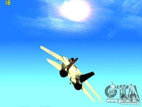 Le nouveau graphique par jeka_raper pour GTA San Andreas sixième écran