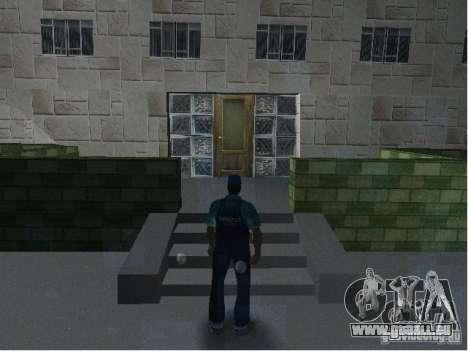 Nouveaux modèles de poste de police GTA Vice City pour la deuxième capture d'écran