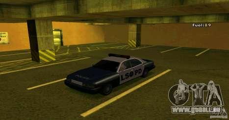 Merit Police Version 2 für GTA San Andreas
