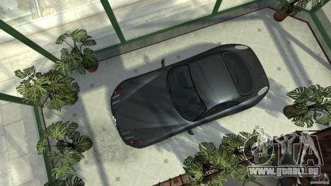 Alfa Romeo Nuvola für GTA 4 rechte Ansicht