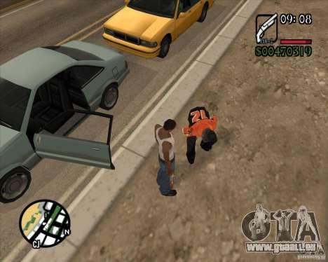 Endorphin Mod v.3 für GTA San Andreas sechsten Screenshot