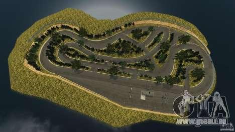 Bihoku Drift Track v1.0 pour GTA 4