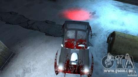 Apocalyptic Mustang Concept (Beta) pour GTA 4 est une gauche