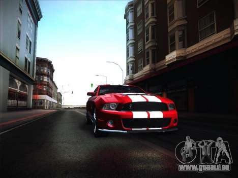 Realistic Graphics HD pour GTA San Andreas deuxième écran