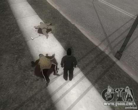 GTA SA - Black and White für GTA San Andreas zweiten Screenshot