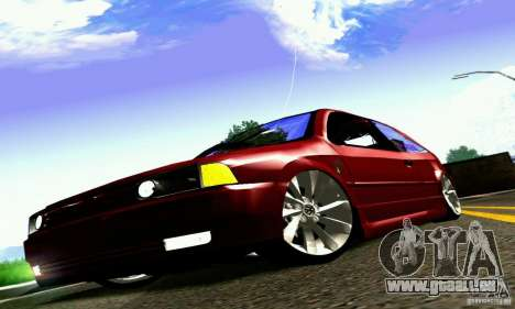Volkswagen GOL G2 Tuning pour GTA San Andreas vue de droite
