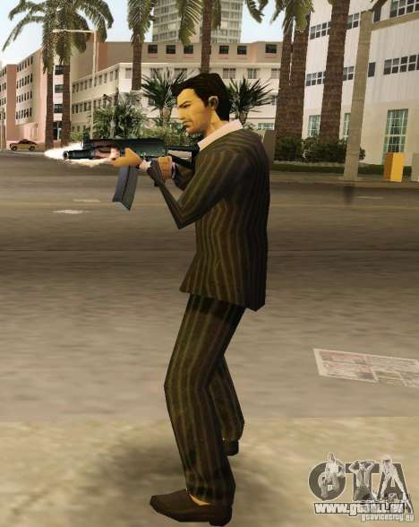 AK-74y für GTA Vice City Screenshot her